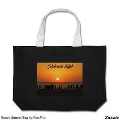 Beach Sunset Bag