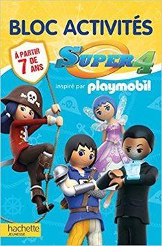 tlcharger playmobil super 4 blocs activits 7 ans gratuit - Playmobil Gratuit