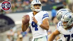 Monday NFL preview: Cowboys trying to get Dak Prescott ready