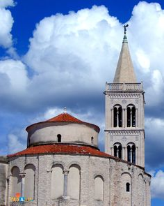 The church of sv. Donat [St. Donatus], #Zadar, #Croatia #hrvatska
