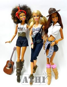 Barbie : Country Look