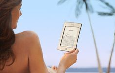 I kind of want a Kindle, but let's be honest.  I would never read outside.  That requires going outside.