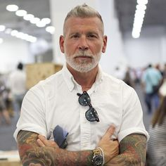 Mr. Nick Wooster supports Suigeneric NYC | SUIGENERIC