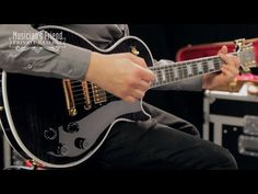 Gibson Custom Made to Measure Figured Les Paul Custom Electric Guitar - Tronnixx in Stock - http://www.amazon.com/dp/B015MQEF2K - http://audio.tronnixx.com/uncategorized/gibson-custom-made-to-measure-figured-les-paul-custom-electric-guitar/