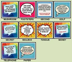 101 Funny Riddles for Kids With Answers: Parenting Healthy Babies Kids love to test riddles on their family and friends. Here are 101 funny riddles for kids with answers for your kids. These good riddles can be fun while Kids Jokes And Riddles, Best Riddles For Kids, Riddles With Answers Clever, What Am I Riddles, Family Riddles, Maths Riddles, Mind Riddles, Math Jokes, Family Games