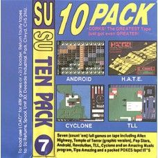 Sinclair User Issue 110: 10 Pack for ZX Spectrum