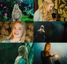 Princess Aurora from Maleficent--this character is so sweet! She reminds me very much of Cinderella from the new movie.