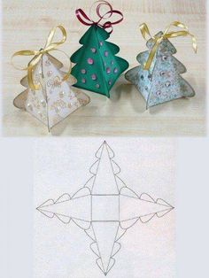 Tree gift box how to..