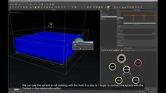 Learn how to work Hybrido for RealFlow 2013