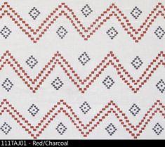 Taj — Peter Dunham Textiles in the ONYX/ASH color way