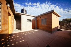 Rammed Earth Social Housing Project in Baja, Mexico: http://blog.la76.com/2015/10/rammed-earth-social-housing-project-in-baja-mexico/?utm_content=buffer8505d&utm_medium=social&utm_source=pinterest.com&utm_campaign=buffer #architecture #cabo #cabosanlucas #loscabos #rammedearth