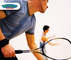 At #TopGearSport, we stock a huge range of top quality #squash equipment at great prices. Visit us in-store or contact us on 044 873 0626.
