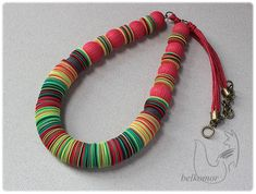 necklace colour combinations