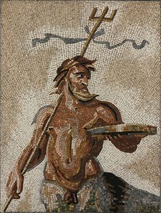 Classical & Mythical — MK Mosaics