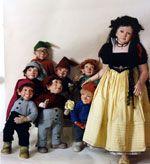 Ruth Treffeisen Snow White and 7 Dwarfs Collection