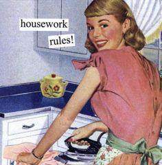 Kitchen Housewife