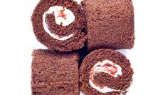 Čokoládová roláda s ricottovým krémom a džemom Muffin, Breakfast, Food, Morning Coffee, Essen, Muffins, Meals, Cupcakes, Yemek