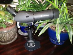 Found a better more portable way to use my spotting scope. Yet another use for my #Gerp #grip. #Gerpology