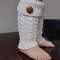 Toddler Leg Warmers - via @Craftsy