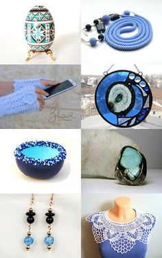 Blue by Elena Ch on Etsy--Pinned with TreasuryPin.com