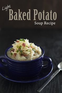 Light Baked Potato S