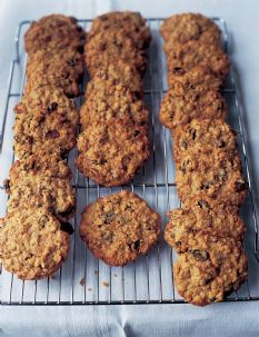 Barefoot Contessa Raisin Pecan Oatmeal Cookies