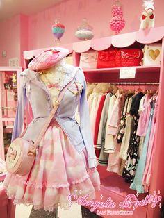♡ Angelic Pretty ♡ #lolitafashion