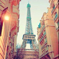 A Feminine City: Paris