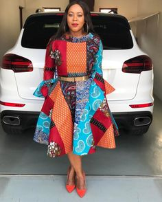 THE ONLY ANKARA STYLES YOU SHOULD BE LOOKING AT RIGHT NOW