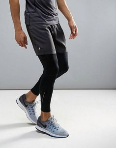 TCA Balance Knit Womens Long Running Tights Damen Gym Fitness Sports