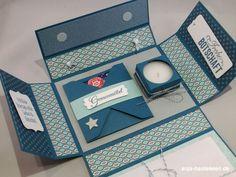 """""""5 Minuten Weihnachten"""" - was für eine tolle Idee für kleine Paketchen für Ihre PartyLite Kunden :-)"""