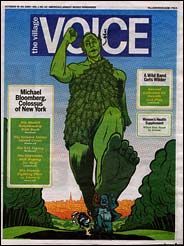 Even the Village Voice is a corporate newspaper.