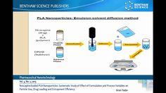 Noscapine-loaded PLA Nanoparticles #benthamscience #benthamsciencepublishers www.benthamscience.com pharmaceutical-nanotechnology.com