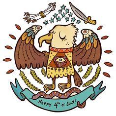 Heraldry - Erica Sirotich Illustration