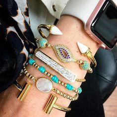 Set By Vila Veloni Inspiration Stylish Bracelets