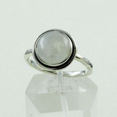 925 Sterling Silver Moonstone Ring! Complete Hand Made and Light Weight Ring #SilvexImagesIndiaPvtLtd #Statement