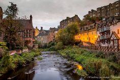 Dean's Village, Edinburgh