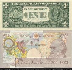 #atheist #money #uk #usa #darwin #religion #atheism #evolution