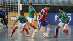 México en la antesala del Mundial de Futsal 2016