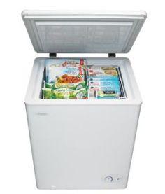 Danby -DCF401W1 3.6 cu.ft. Chest Freezer – White