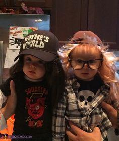 Wayne & Garth from Wayne's World - Halloween Costume Contest via @costume_works