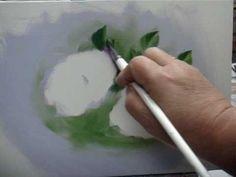 NO1 Leaf Oil Painting (+lista de reproducción)