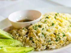 Smażony ryż z krabami | Blog kulinarny - oryginalne przepisy oraz porady kulinarne