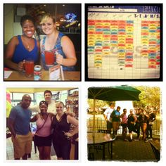 A fabulous weekend full of football, food and fun with friends! Oh...and fantasy football!!