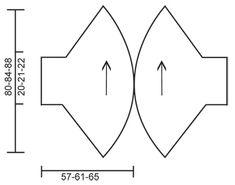 """Summer Snug / DROPS 154-8 - Casaco com ajours DROPS tricotado em círculos, em """"Paris"""". Do S ao XXXL. - Free pattern by DROPS Design"""