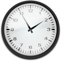 przyjazny pedagog : Zegar - jaka to godzina. Ćwiczenia utrwalające umi...
