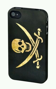 Jolly Roger phone cover