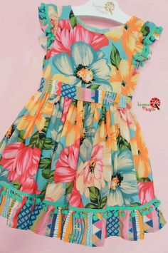 Frock Design, Baby Dress Design, Baby Girl Dress Patterns, Girls Dresses Sewing, Frocks For Girls, Little Girl Dresses, Baby Frocks Designs, Kids Frocks Design, Stylish Dresses