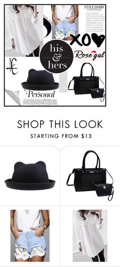 """Rosegal#3"" by irmica-831 ❤ liked on Polyvore"