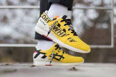 正体不明のカスタムアーティストより Off-White™️ x asics 仕様の最新作が初披露 どことなく〈Nike〉とのコラボプロジェクトを意識したような仕上がりに…… Louis Vuitton ルイ・ヴィトン Supreme シュプリーム adidas アディダス NMD R1 Sneakers and Bonsai スニーカーズ・アンド・ボンサイ asics アシックス GEL-Lyte III Off-White™️ オフホワイト Instagram HYPEBEAST ハイプビースト